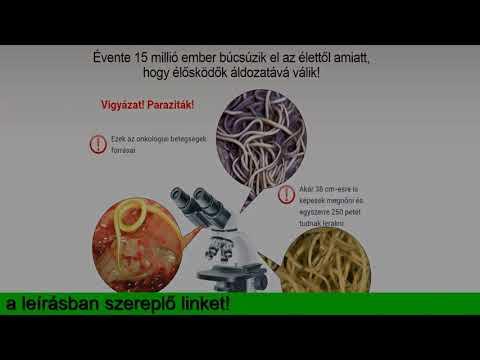 emberi paraziták hogyan lehet meghatározni milyen betegségek esetén rossz lehelet