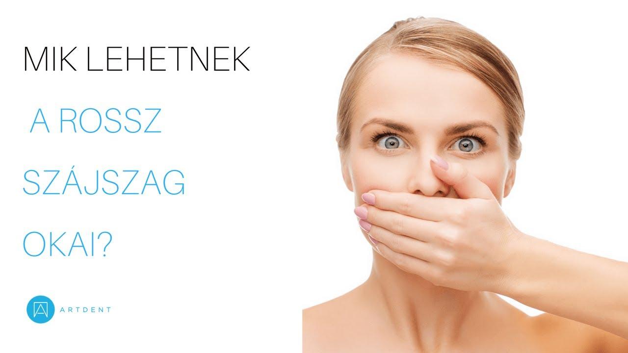 acetonnal szaga van a szájból