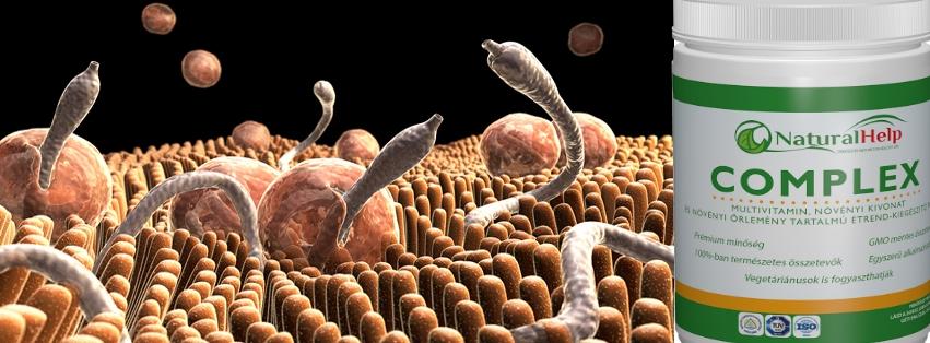 paraziták az emberi bőr tünetei alatt