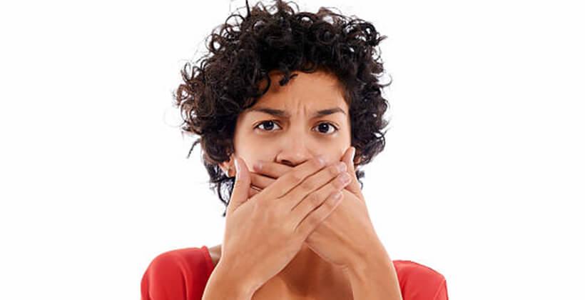 veseelégtelenség és rossz lehelet ha reggel szájat érez